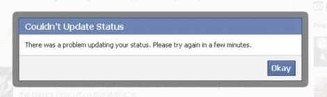My personal Facebook shutdown